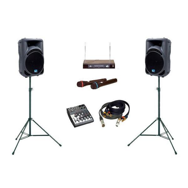Комплект звука для выступления