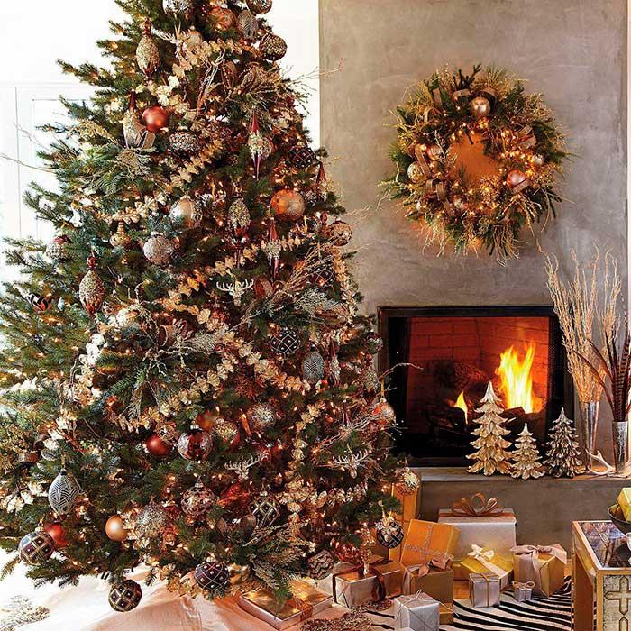 New Year decorator